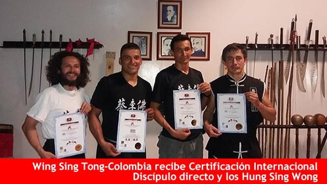 WST-Colombia Certificación Internacional